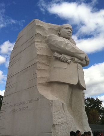 Martin Luther King Monument / Photo Credit: Eva Smith