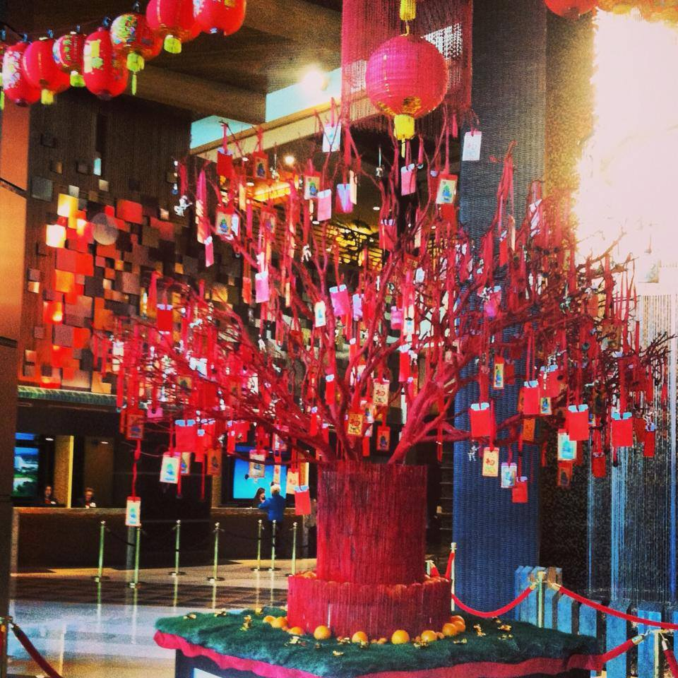 Celebrating lunar new year at pechanga resort global for Home decorations china