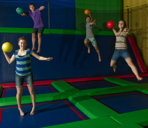 Photo Credit: Skytown Indoor Trampoline Park